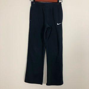 Boy's Nike Black Sweatpants Size Medium